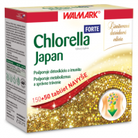 WALMARK Chlorella Japonská tbl 150+50 ks navyše