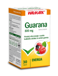 WALMARK GUARANA 800 mg tbl 1x30 ks