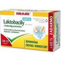 WALMARK Laktobacily Complex cps 30+12 ks zadarmo