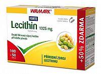 WALMARK LECITHIN FORTE 1325 mg cps 100+50 ks zadarmo