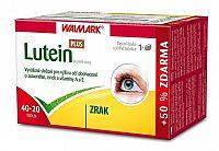 WALMARK LUTEIN 20 mg PLUS tobolky zadarmo 1x60 ks