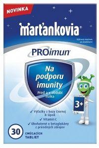 WALMARK Marťankovia PROimun cmúľacie tablety 1x30 ks