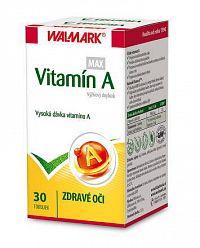 WALMARK VITAMÍN A MAX cps 1x30 ks