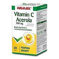 WALMARK Vitamin C Acerola 500 mg tbl 1x30 ks