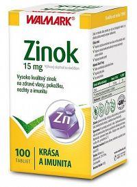 WALMARK ZINOK 15 mg tbl 1x100 ks