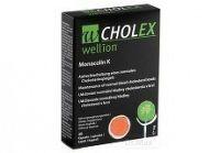 Wellion CHOLEX cps 1x30 ks