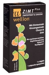 Wellion ZIMT Plus cps 1x30 ks