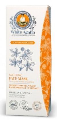 White Agafia - Aktívne omladenie - Maska na tvár