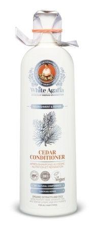 White Agafia - Cédrový kondicionér