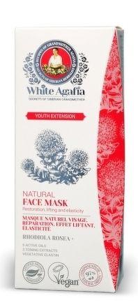 White Agafia - Predĺženie mladosti - Maska na tvár