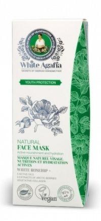 White Agafia - Zachovanie mladosti - Maska na tvár