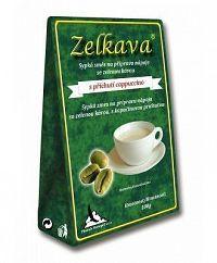 Zelkava s príchuťou cappuccino sypká zmes pre prípravu nápoja 1x100 g
