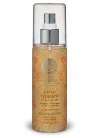 Živé vitamíny s okamžitou hydratáciou na vlasy a telo