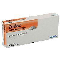 Zodac tbl flm 10 mg 1x7 ks