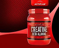 ActivLab Creatine Beta Alanine 300 g lemon