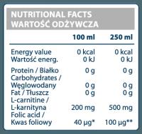 ActivLab Fit drink 250 ml mango - čierna ríbezľa