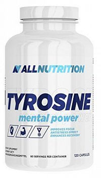 All Nutrition Tyrosine 120 kaps unflavored