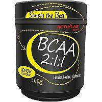BCAA 2:1:1 - ActivLab 500 g orange