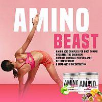 BeastPink Amino Beast 270 g green apple