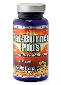 Goldfield Fat-Burner Plus 60 tabliet unflavored