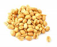 GymBeam Peanuts 1000 g unsalted