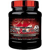 HOT BLOOD 2.0 820 g - Scitec Nutrition pomaranč - marakuja