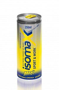 Maxx Isomaxx izotonický nízkoenergetický citrusovo-ovocný nápoj 250 ml citrus fruit mix