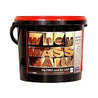 Megabol Whey Mass Gain 3000 g vanilla