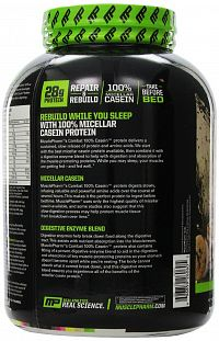 MusclePharm Combat 100% Casein 1814 g milk chocolate