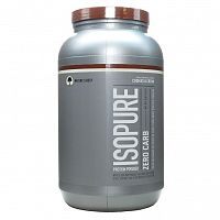 Natures Best Isopure Low Carb / Zero Carb 2000 g chocolate low carb