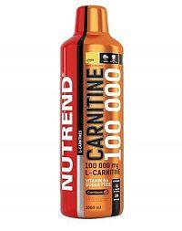 Nutrend Carnitine 100000 1000 ml orange
