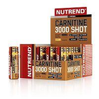 NUTREND Carnitine 3000 SHOT 60 ml orange