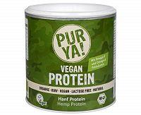 PURYA! BIO Konopný protein pro vegany 250 g unflavored
