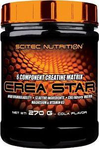 Scitec Nutrition Crea Star 270 g cola