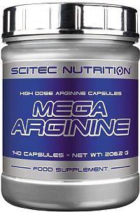 Scitec Nutrition Mega Arginine 90 kaps unflavored