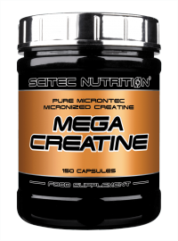 Scitec Nutrition Mega Creatine 150 tabliet unflavored