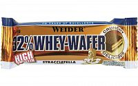 Weider 32 Protein Whey Wafer Bar 35 g proteinová tyčinka chocolate