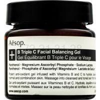 Aēsop B Triple C Facila Balancing Gel antioxidačný pleťový gél s vitamínmi  60 ml
