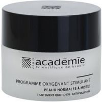 Academie Normal to Combination Skin hydratačný a posilňujúci pleťový krém  50 ml