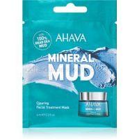 Ahava Mineral Mud čistiaca bahenná maska pre mastnú a problematickú pleť  6 ml