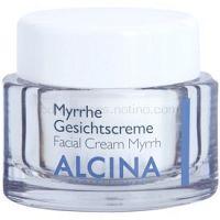 Alcina For Dry Skin Myrrh pleťový krém s protivráskovým účinkom  50 ml
