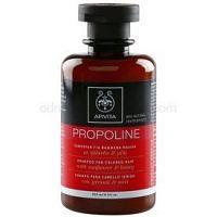 Apivita Holistic Hair Care Sunflower & Honey šampón pre farbené vlasy  250 ml