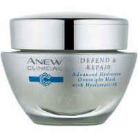 Avon Anew Clinical nočná hydratačná maska s regeneračným účinkom  50 ml