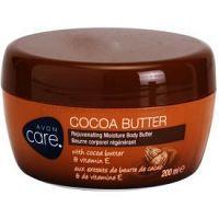 Avon Care omladzujúci hydratačný telový krém s kakaovým maslom a vitamínom E  200 ml