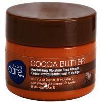 Avon Care revitalizačný hydratačný pleťový krém s kakaovým maslom  100 ml