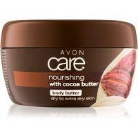 Avon Care vyživujúci telový krém s kakaovým maslom  200 ml