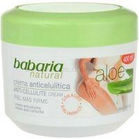 Babaria Aloe Vera telový krém proti celulitíde  400 ml