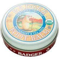 Badger Balm hĺbkovo hydratačný balzam pre suché a popraskané chodidlá  21 g