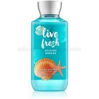Bath & Body Works Live Fresh Seaside Breeze sprchový gél pre ženy 295 ml