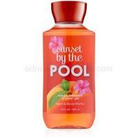 Bath & Body Works Sunset by the Pool sprchový gél pre ženy 295 ml